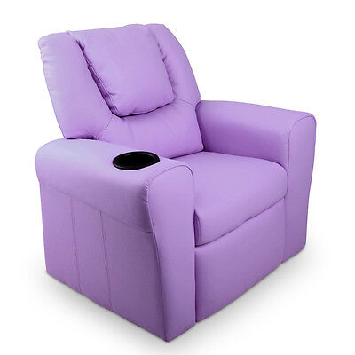 Kids Recliner – Purple