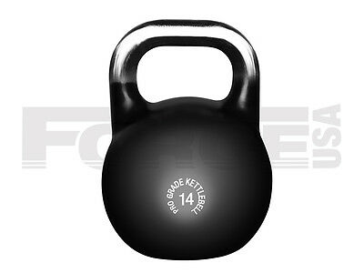 Brand New Force Usa Pro Grade Competition Kettlebell - 14 Kg