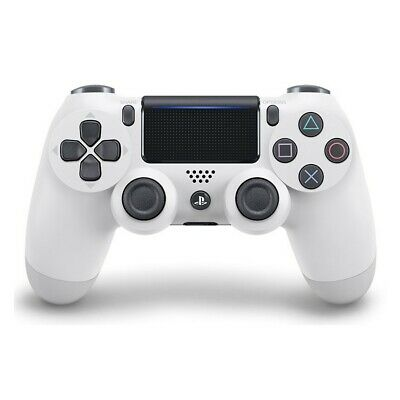 Sony Controller Dualshock 4 V2 White PS4 Playstation 4