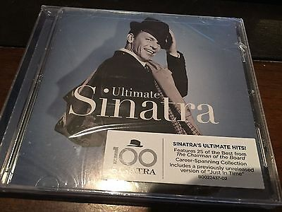 Ultimate Sinatra by Frank Sinatra (CD, Apr-2015, Universal)