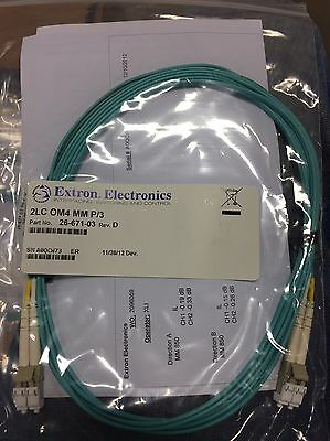 Extron 26-671-03 / 2LC OM4 MM P/3