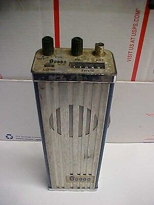 Terra tpx 720 aircraft synthesized portable radio loc#14b111