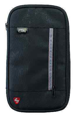 Lewis N Clark 1248 Luggage Rfid Document Organizer, Black, One Size