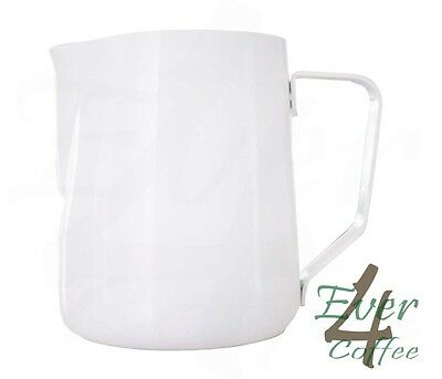 Joe Frex Milk Jug/Pitcher White 12oz/350ml