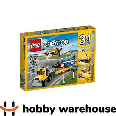 LEGO 31060 Creator Airshow Aces (BRAND NEW SEALED)