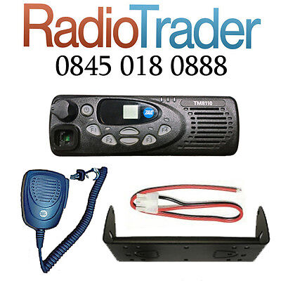 1 X Tait Tm8110 Vhf Data Taxi Mobile Two Way Radio