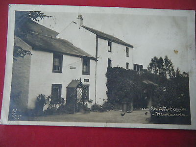 Stair Post Office, Newlands Near Keswick - Scarce Real Photo Postcard!