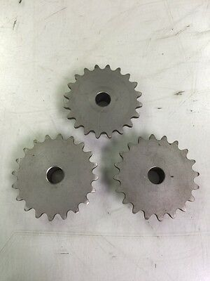New, Martin Sprocket  # 35B20  Stainless   ( Qty. Of 3 )