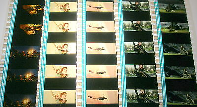 How To Train Your Dragon - Rare Unmounted 35mm Film Cells-5 Strip Bundle P15