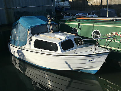 Mayland 16ft Fishing Boat 30hp