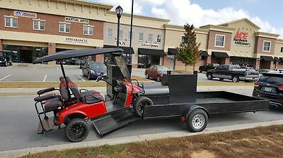 Tax Refund BBQ Smoker Grill Business ATV Golf Cart Motocross Landscape Trailer