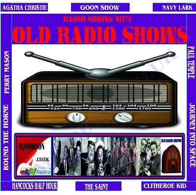 Beyond Our Ken (85 Old Radio Shows)   Immediate Download