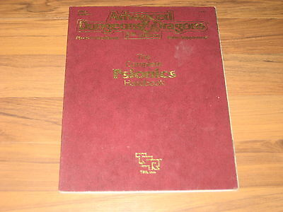 AD&D 2nd Edition The Complete Psionics Handbook Softcover TSR 2117 PHBR5