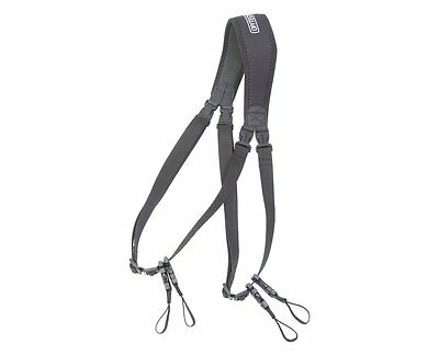 Optech Utility Duo Camera Sling Strap - Black by Optech