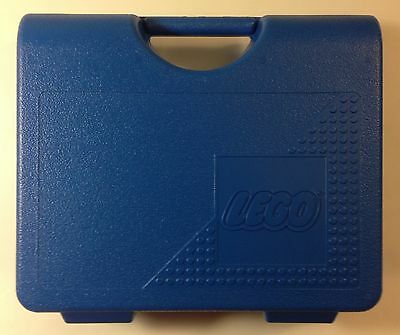 LEGO Blue Storage Case - 1997 - Briefcase Style - Unused