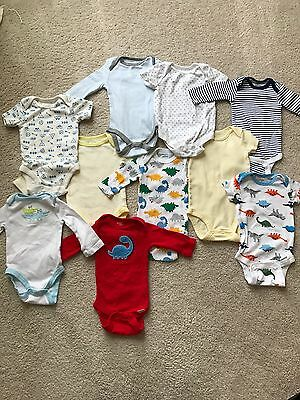 0-3 Month  Baby Clothes Lot