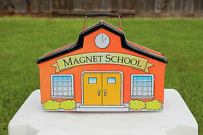 Magnet School Parent Student Teaching Alphabet Learning Numbers Baby Toddler Kid