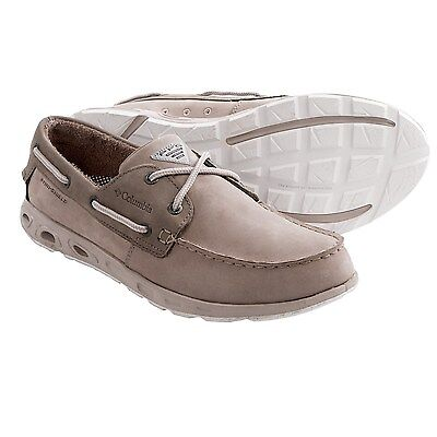 "New Mens Columbia ""Bonehead"" Vent PFG Omni-Grip Techlite Water Boat Shoes"