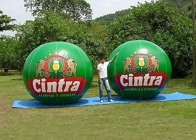 Advertising Blimp Balloon Helium Display With Your Logo Name Model #202