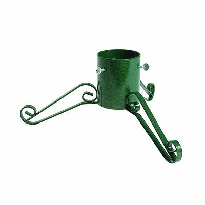 Bosmere G461 5-inch Christmas Tree Stand Sparkle Size - Green