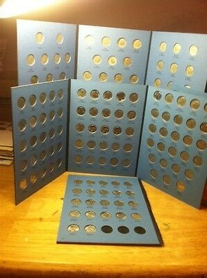 COMPLETE Set Roos. Dimes 1946 - 2016  in Coin Folders;Circ/BU;  Silver and Clad