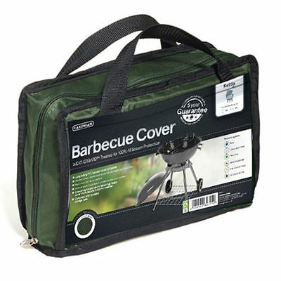 Gardman Kettle Barbecue Cover green 0.9m-0.71m