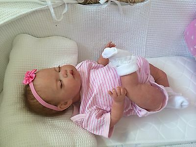 Realistic Reborn Baby Doll molly marie Request  boy or girl request your order