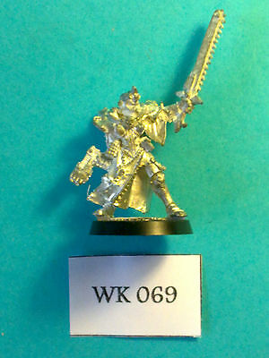 Warhammer 40K - Inquisition - Sisters of Battle, Sister Superior - Metal WK69