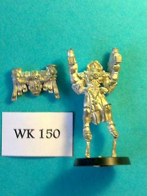 Warhammer 40K - Inquisition - Sister of Battle Seraphim - Metal WK150
