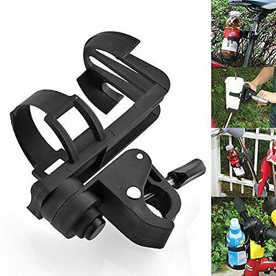 Baby Stroller Pram Pushchair Trolley Bottle Juice Milk Coffee Cup Drink Holder