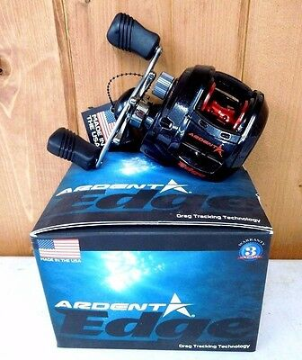 Ardent Edge Tournament Fishing Reel ~ AN008 ~ 7.2:1 R ~ New ~ Free Shipping