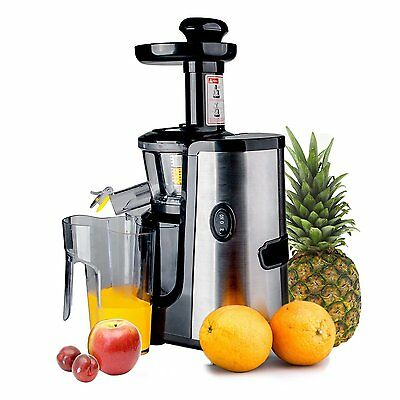 Slow Juicer for Highly Efficient Fruit Vegetable Juice Extraction CUH