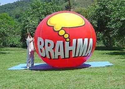 Advertising Blimp Balloon Helium Display With Your Logo Name Model #207