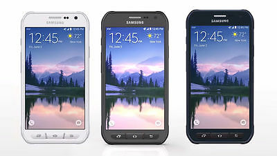 Unlocked AT&T Samsung Galaxy S6 ACTIVE SM-G890A G890 32GB GSM Smartphone
