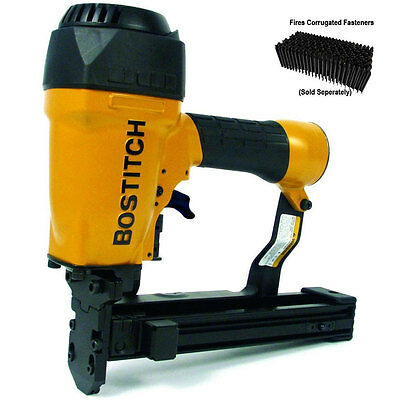 Corrugated Fastener Tool - Miter Butt Joining too! Bostitch CF15-2 New