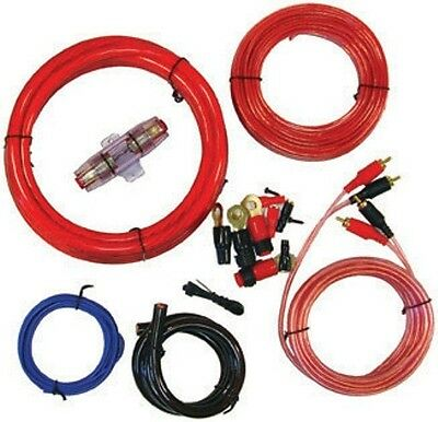 USA LINK 4 Gauge Amplifier Wiring Kit