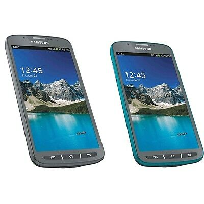 """New Unlocked Samsung Galaxy S4 Active I537 (AT&T) GSM 5.0"""" 8MP 16GB Smartphone"""