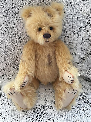 Charlie Bears Heritage 2016 Isabelle Mohair Collection FREE US SHIP