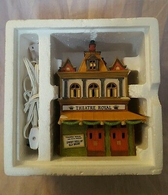 THEATRE ROYAL Department 56 Dickens' Village Series with Box - Heritage Village