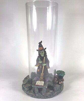 Yankee Candle CYN Witch P4 Tea Light Candle Holder