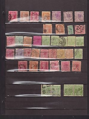 Victoria South Australia State Stamp Collection J-885