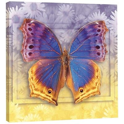 Tree Free Butterfly #3 Eco Art Plaque