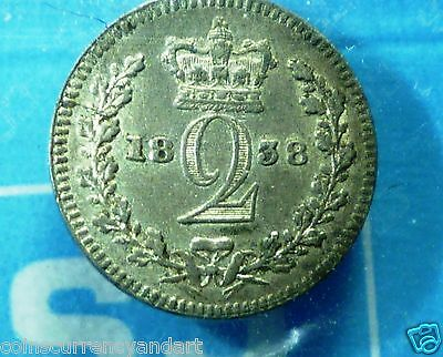 UK 1838 Great Britain Twopence