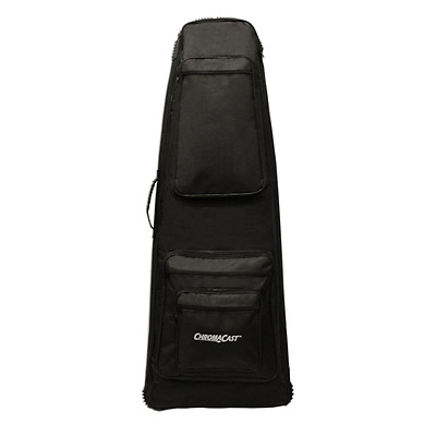 ChromaCast Electric Guitar Padded Gig Bag for Extreme Body Shapes