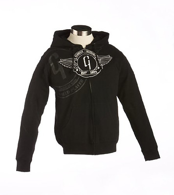Gibson Gear Lifestyle Hoodie, Black, X-Large