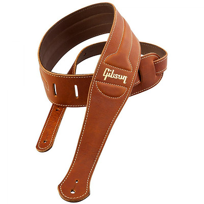 Gibson Gear The Classic Brown Leather with Suede Back