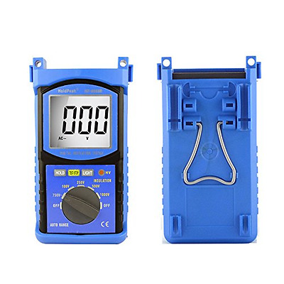HOLDPEAK 6688F Digital Insulation Resistance Tester Measures Voltage And Insulat