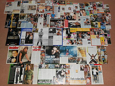 140+ MARK WAHLBERG Magazine Clippings