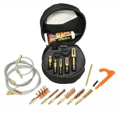 Otis Technology Tactical Cleaning System with 6 Brushes