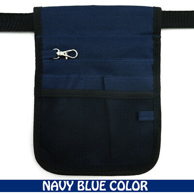 Nurse Vet  Physio Teacher Medical Professions Waist Belt Pouch Bag - Dark Blue